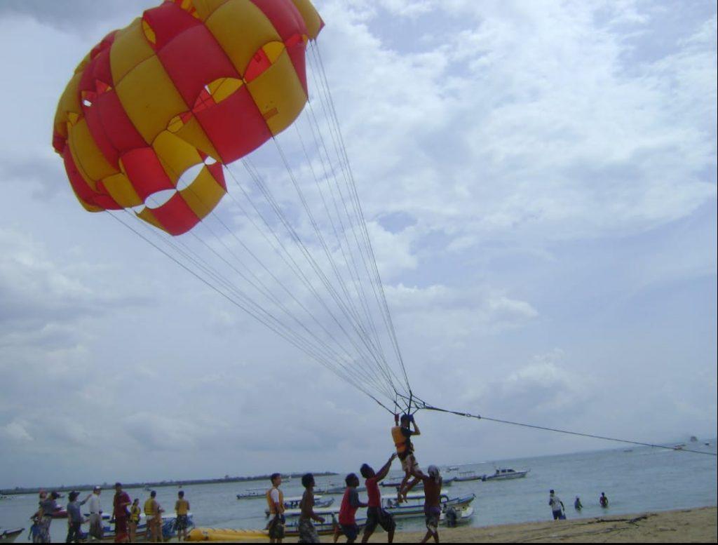 parasailing reguler