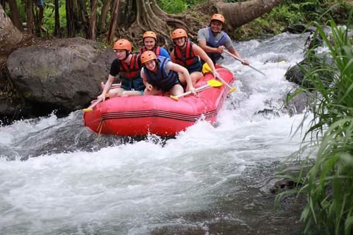 Rafting Di Telaga Waja