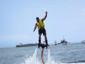 fly board bali